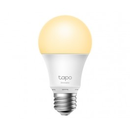 TP-Link Tapo Smart Wi-Fi Light Bulb, Dimmable