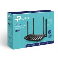 TP-LINK Archer C6 - AC1200 Wireless MU-MIMO Gigabit Router