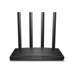 TP-LINK Archer C6U - AC1200 Wireless MU-MIMO Gigabit Router