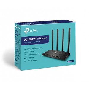 TP-LINK Archer C80 AC1900 Wireless MU-MIMO Wi-Fi Router