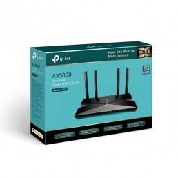 TP-LINK Archer AX50 - AX3000 Dual Band Gigabit Wi-Fi 6 Router