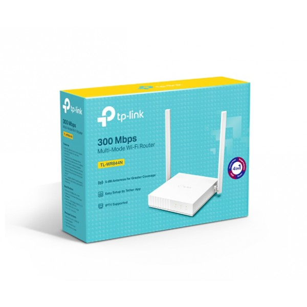 TP-LINK 300Mbps Multi-Mode Wi-Fi Router