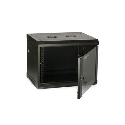 UltraLAN 9U Fixed Wall Mount Cabinet