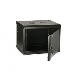UltraLAN 9U Fixed Wall Mount Cabinet