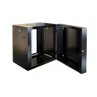 UltraLAN 15U Swing Frame Wall Mount Cabinet