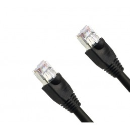 10m Outdoor Shielded & Grounded CAT5e Cable