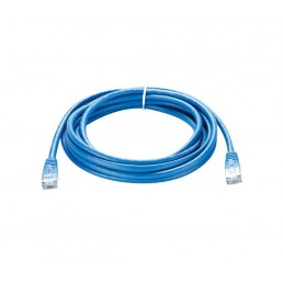1m CAT5e Flylead (Blue)