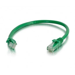 50cm CAT5e Flylead (Green)