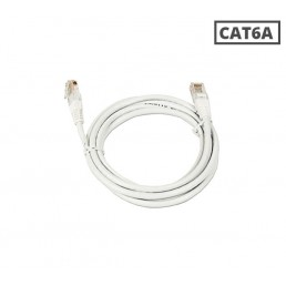 1m CAT6A (Augmented) Bare Copper Flylead