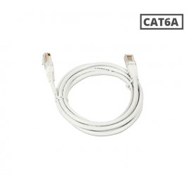 2m CAT6A (Augmented) Bare Copper Flylead