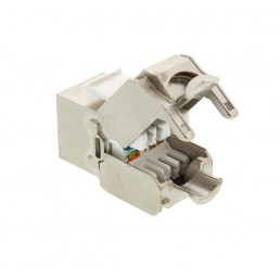 UltraLAN CAT6A Shielded Keystone Jack