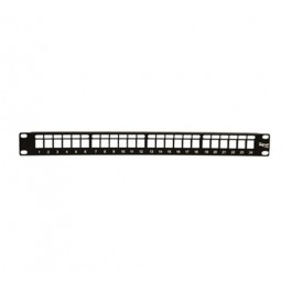 24 Port Blank Patch Panel