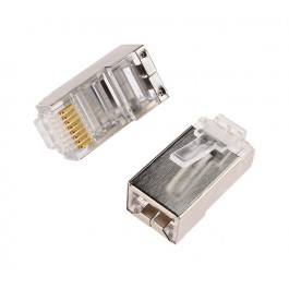 UltraLAN CAT5e Shielded RJ45 Connector