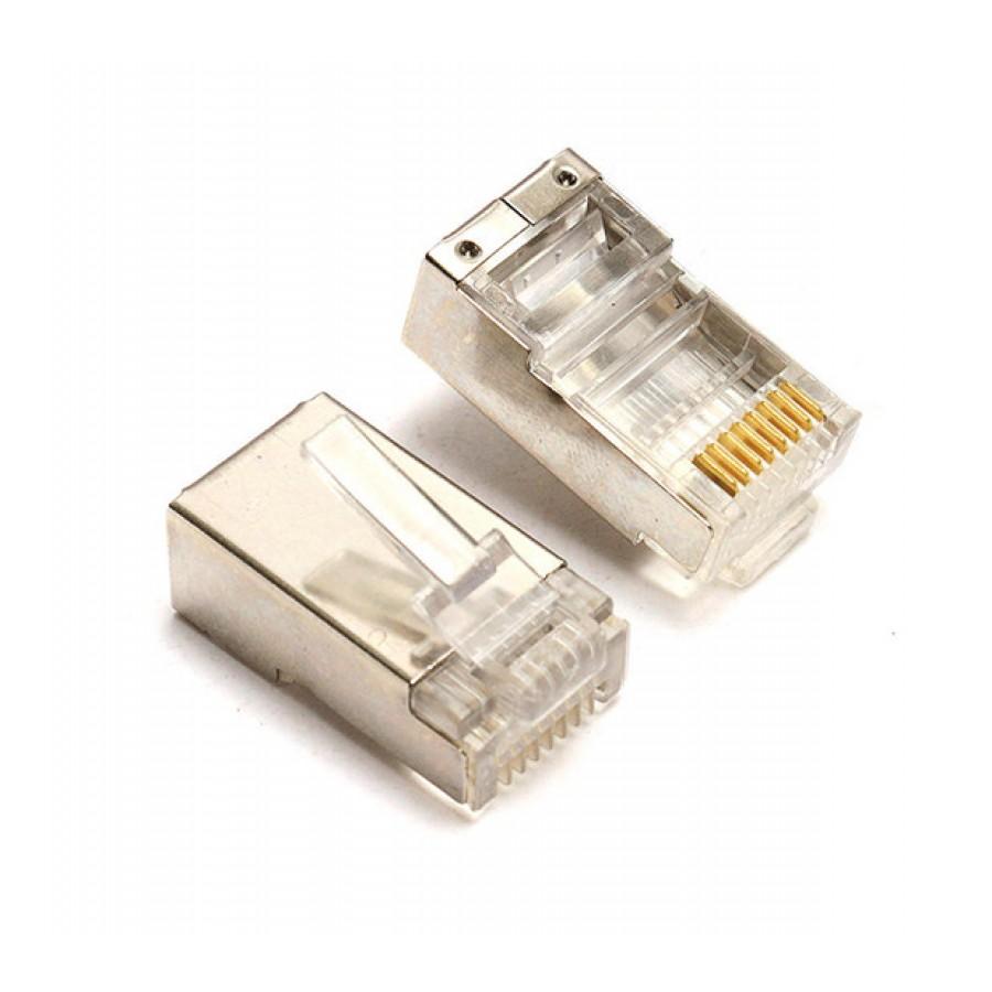 Ultralan Shielded Rj45 Connector Plug Wiring Cat6