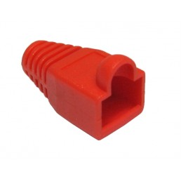 RJ45 Boot (Red)