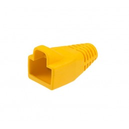 RJ45 Boot (Yellow)