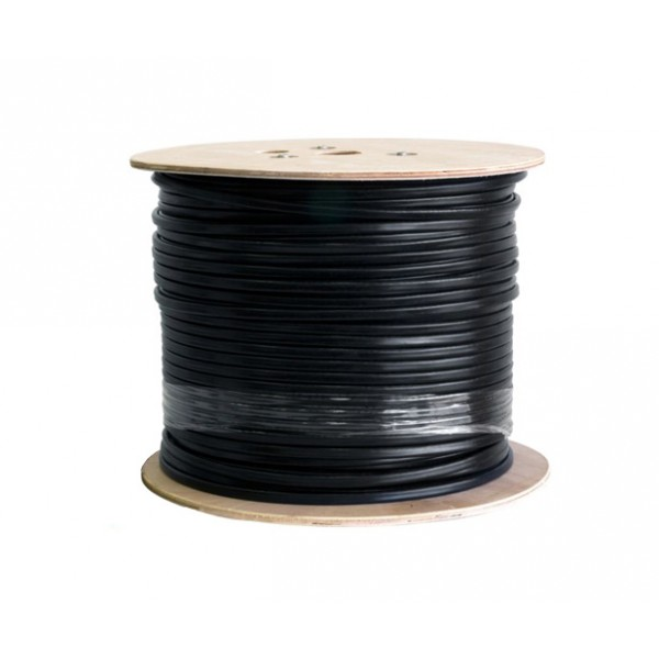 305m Economy CAT5e Solid CCA Outdoor FTP Cable