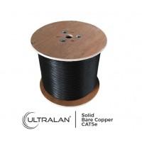 UltraLAN Outdoor Bare Copper CAT5e FTP with drain wire (305m)