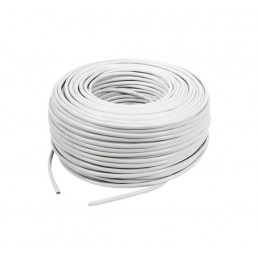 UltraLAN Cable - CAT5e Solid UTP WHITE (305m)