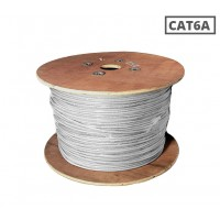 UltraLAN CAT6A UTP Bare Copper Cable (305m)