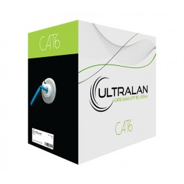 UltraLAN Cable - CAT6 Solid UTP BC (305m)