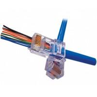 UltraLAN CAT6 EZ RJ45 Connector