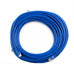 10m CAT6 Flylead (Blue)