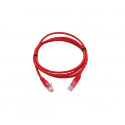 10m CAT5e Flylead (Red)