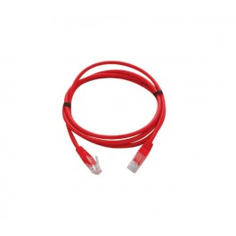 2m CAT5e Flylead (Red)