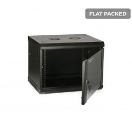 UltraLAN 9U Fixed Wall Mount Cabinet (Flat Packed)