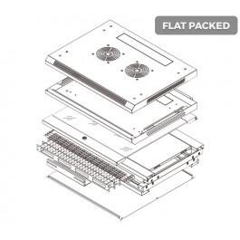 UltraLAN 6U Swing Frame Wall Mount Cabinet (Flat Packed)
