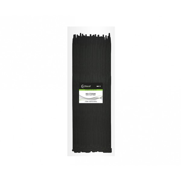 Cable Ties - 300mm x 4.8mm (100 Pack)