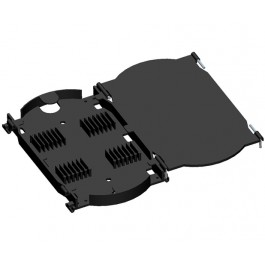 UltraLAN 24 Fiber Splice Tray