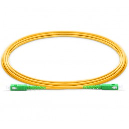 UltraLAN Fiber Flylead SC-SC APC SM Simplex (1Meter)