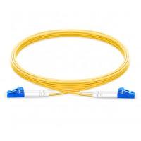 UltraLAN Fiber Flylead LC-LC UPC SM Duplex (1Meter)