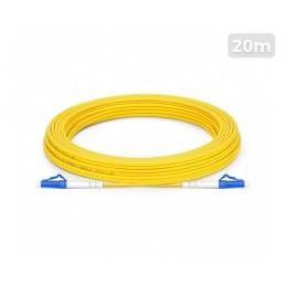 UltraLAN Fiber Flylead LC-LC UPC SM Simplex (20Meter)