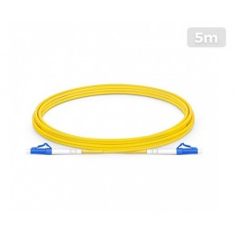 UltraLAN Fiber Flylead LC-LC UPC SM Simplex (5Meter)