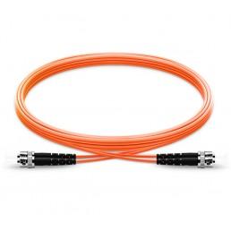 UltraLAN Fiber Flylead ST-ST UPC MM Duplex (1Meter)