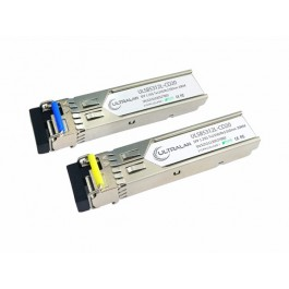 UltraLAN SFP BiDi Module Pair - SM 3KM 1310/1510nm