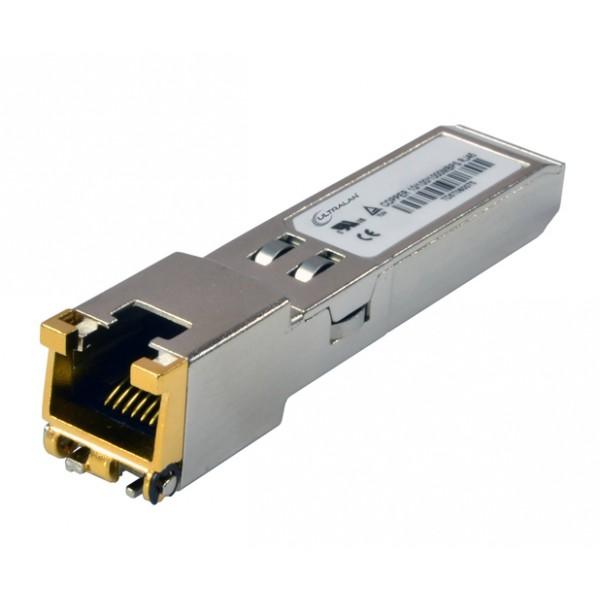 UltraLAN Gigabit RJ45 SFP Module - 10/100/1000 Ethernet Module