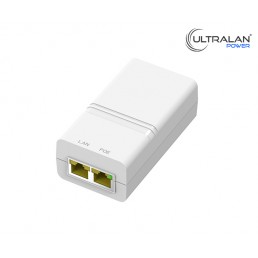 UltraLAN Gigabit 24V (30W) PoE Adapter