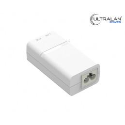 UltraLAN Gigabit 24V (15W) PoE Adapter