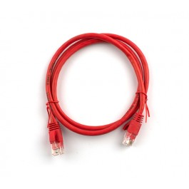 50cm CAT6 Flylead (Red)