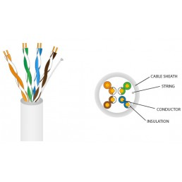UltraLAN Installer Series - CAT5e Solid UTP (500m)