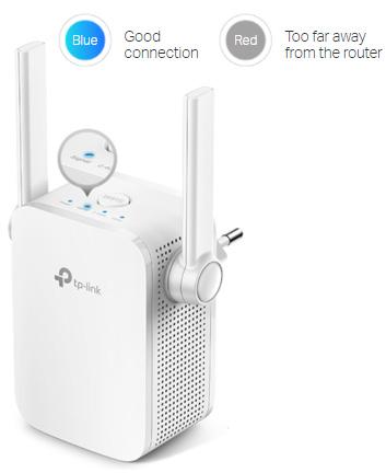 TP-LINK AC750 WiFi Range Extender (TL-RE205)